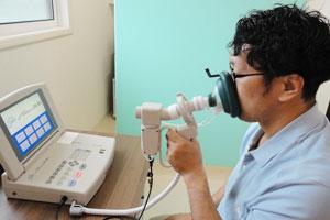 鼻腔通気度計